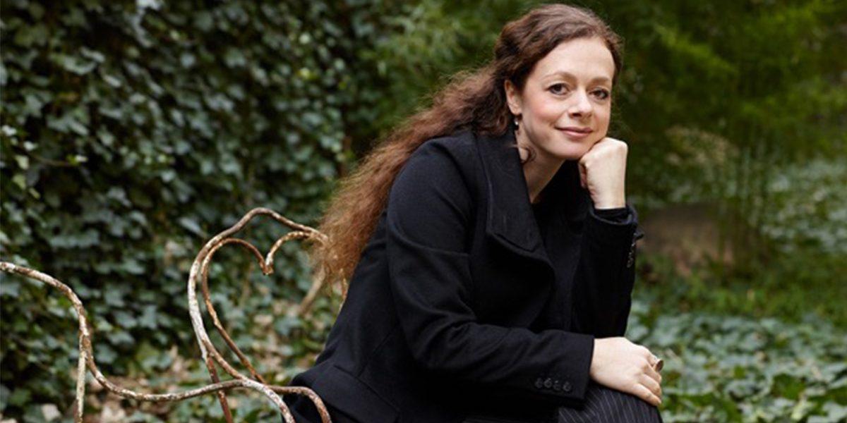 Moderatorin Shelly Kupferberg (© Mika Ceron)