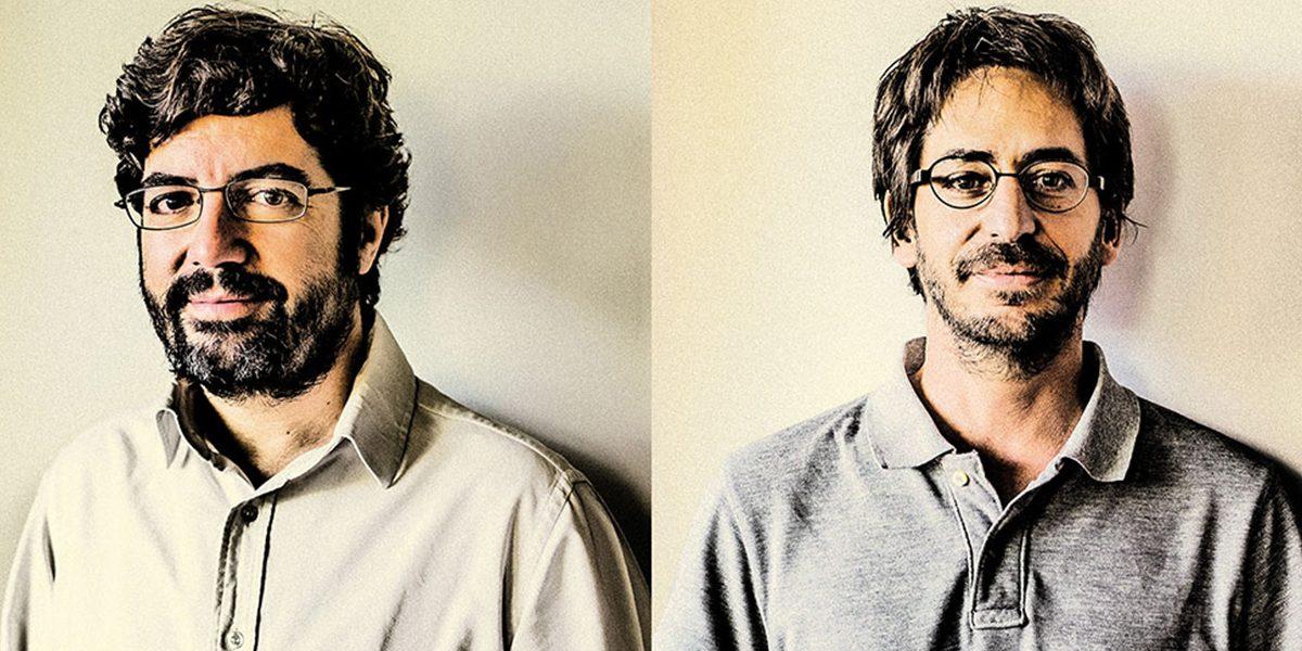 Autoren Carlos Spottorno und Guillermo Abril (© privat)